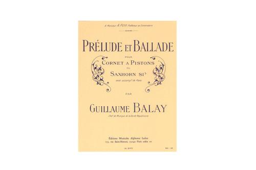 Prelude et Ballade - Balay