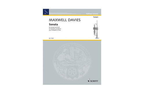 Sonata for Trumpet and Piano - Davies