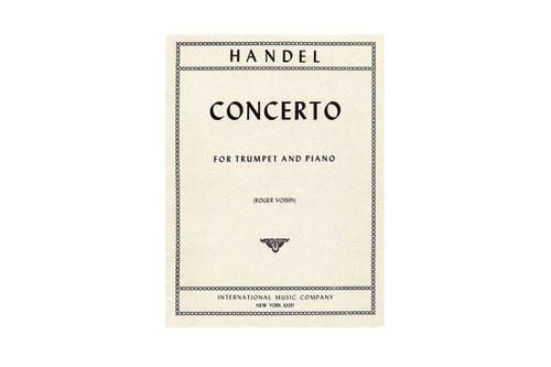 Concerto for Trumpet and Piano - Handel