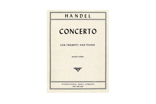 Concerto for Trumpet and Piano - Handel