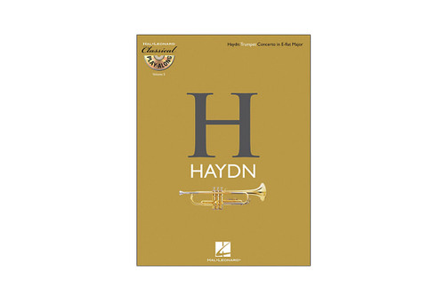 Trumpet Concerto in Eb Major with Play-Along CD - Haydn