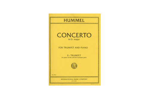 Trumpet Concerto in Eb Major - Hummel