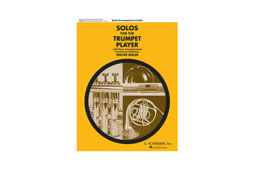 Solos for the Trumpet Player with Audio Access - Beeler