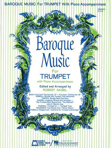 Baroque Music for Trumpet - Nagel
