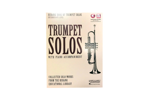 Rubank Book of Trumpet Solos - Intermediate with Audio Access