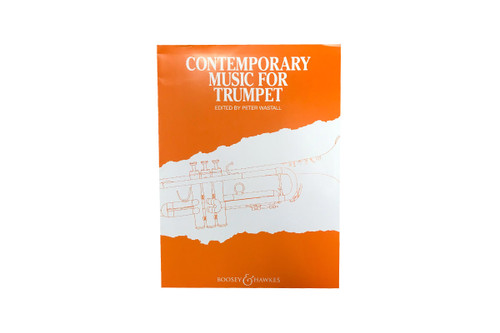 Contemporary Music for Trumpet - Wastall