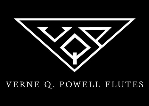 Powell 14K White Gold Flute (Powell Custom 14KWhiteGold)
