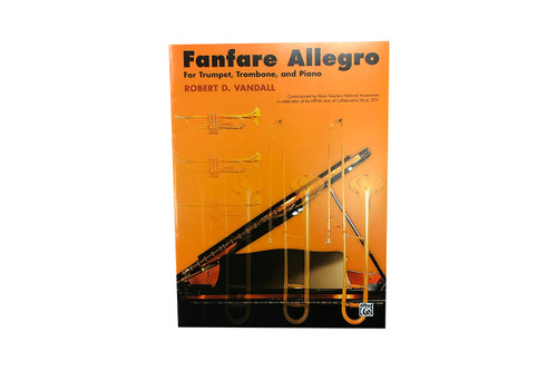 Fanfare and Allegro - Ostransky