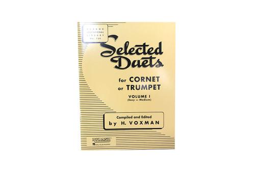 Selected Duets for Cornet or Trumpet Vol. 1 - Voxman