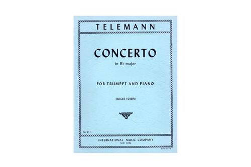 Concerto in Bb Major - Telemann