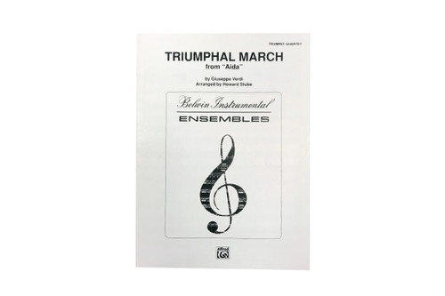 "Triumphal March from ""Aida"" - Verdi"
