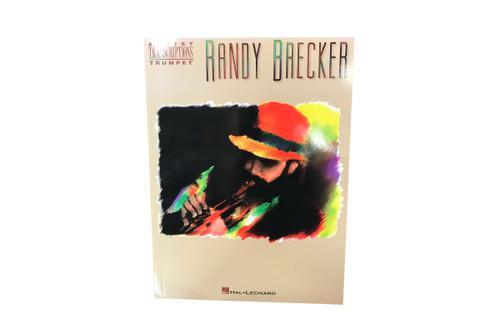 Artist Transcriptions - Randy Brecker