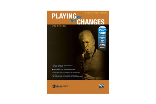 Playing on the Changes - Bob Mintzer - Bb Trumpet and Clarinet