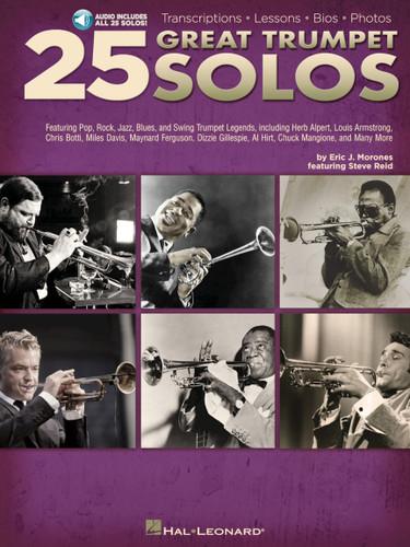25 Great Trumpet Solos - Morones