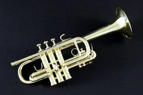 Vintage 1975 Los Angeles Benge Eb/D Trumpet