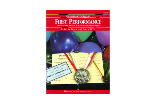 Standard Of Excellence First Performance