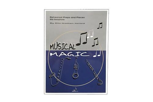 Musical Magic Rehearsal Preps & Pieces