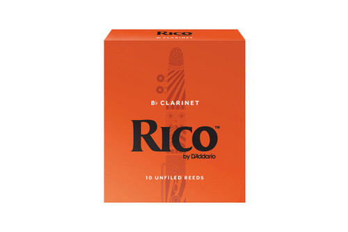 Rico by D'Addario Bb Clarinet Reeds