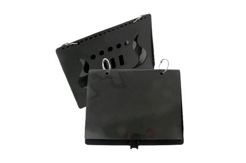 Trophy 5-Pocket Marching Flip Folder