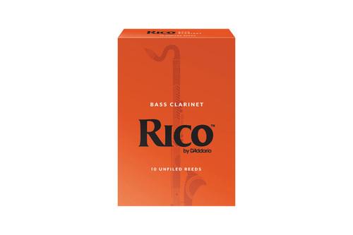 Rico by D'Addario Bass Clarinet Reeds