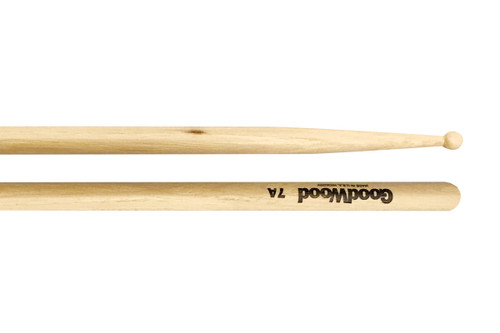 GoodWood 7A Wood Tip Drumsticks