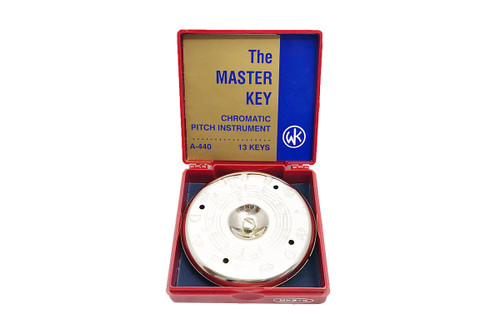 Kratt Masterkey Chromatic Pitch Pipe