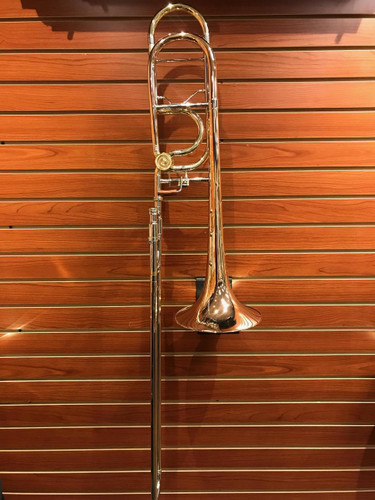Greenhoe GC4-1R-TIS Large Bore Tenor Trombone