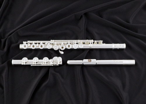 Brannen Brothers Flute - Original Brögger with Soldered Toneholes