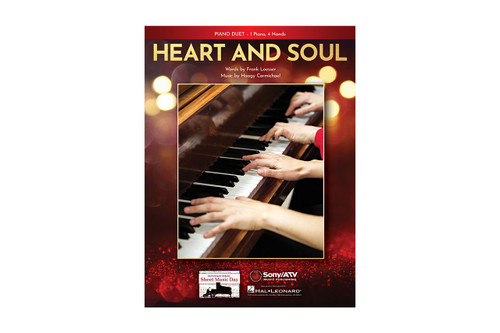 Heart & Soul for Piano Duet