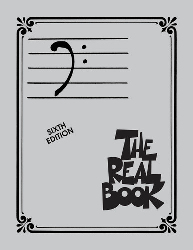 The Real Book Sixth Edition - Bass Clef
