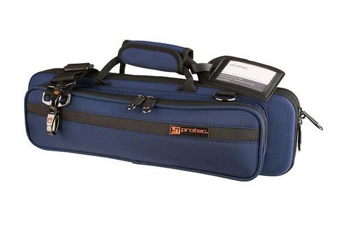 PROTEC Slimline Flute Pro Pac Case - Blue PB308BX