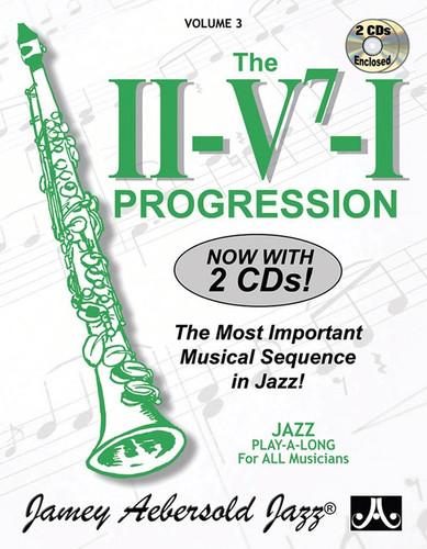 The II-V7-I Progression - Jazz Play-A-Long Volume 3