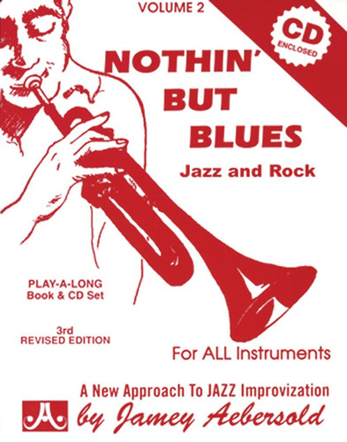 Nothin' But Blues - Jazz Play-A-Long Volume 2