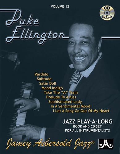 Duke Ellington - Jazz Play-A-Long Volume 12