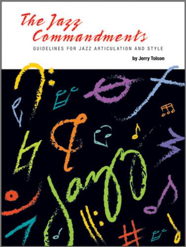 The Jazz Commandments - Bass Clef Instruments