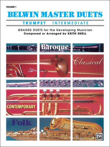 Belwin Master Duets - Trumpet - Intermediate