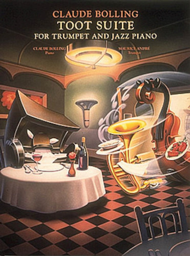 Toot Suite for Trumpet and Jazz Piano - Claude Bolling