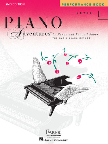 Piano Adventures - Performance Book Level 1 - Faber