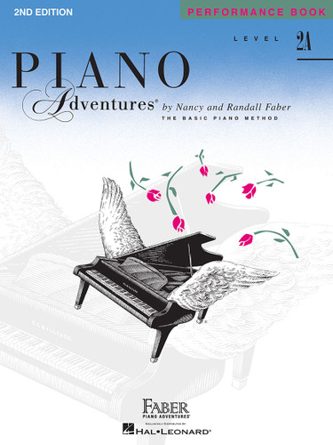 Piano Adventures - Performance Book Level 2A - Faber
