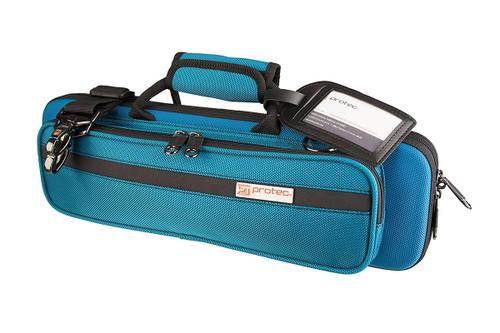 PROTEC slimline flute case - Teal Blue PB308TB (PB308TB)