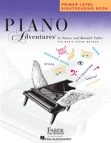 Piano Adventures - Sightreading Book Primer Level - Faber