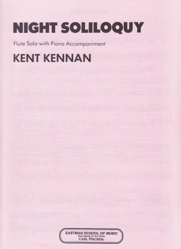 Night Soliloquy - Kent Kennan
