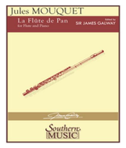 La Flute De Pan for Flute and Piano - Mouquet ed. Galway
