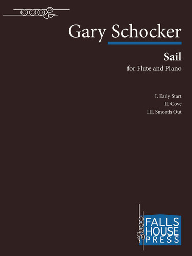 Sail for Flute and Piano - Gary Schocker