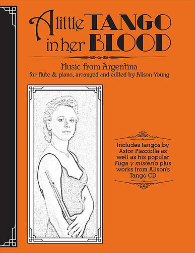 A Little Tango in Her Blood - Alison Young