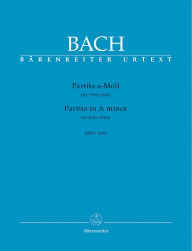 J.S. Bach: Partita in A Minor, BWV1013