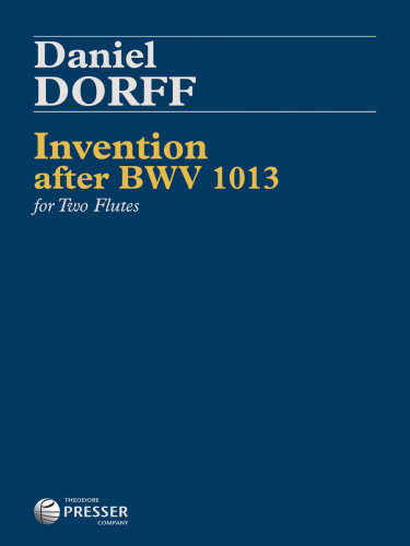 Intervention after BWV 1013 - Daniel Dorff