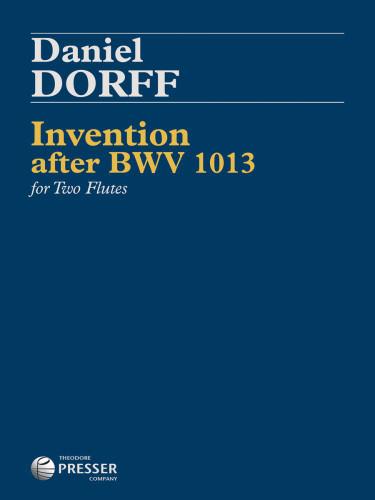 Intervention after BWV 1013 - Daniel Dorff