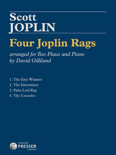 Four Joplin Rags - arr. David Gilliand