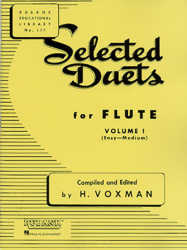 Selected Duets for Flute, Volume 1